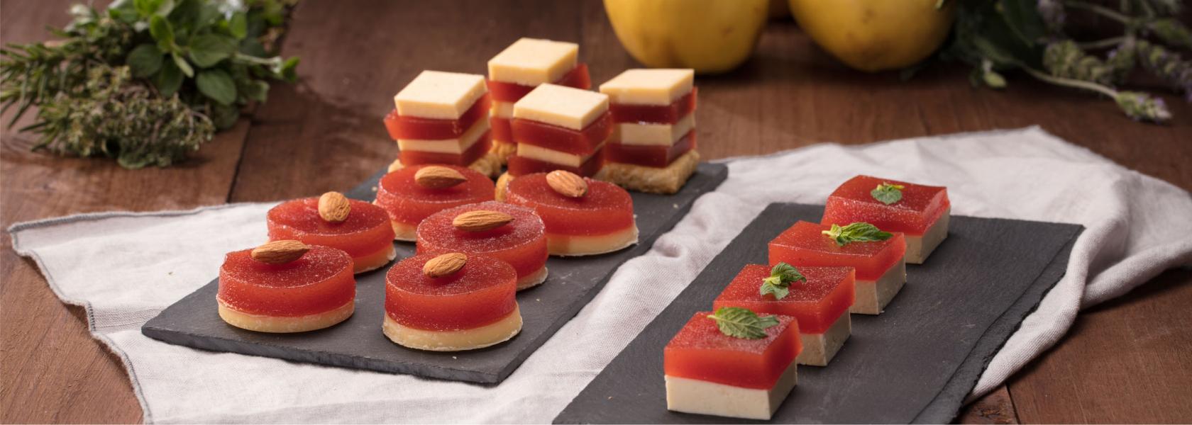 Nuestro Dulce de Membrillo, un ingrediente estrella en el programa Master Chef