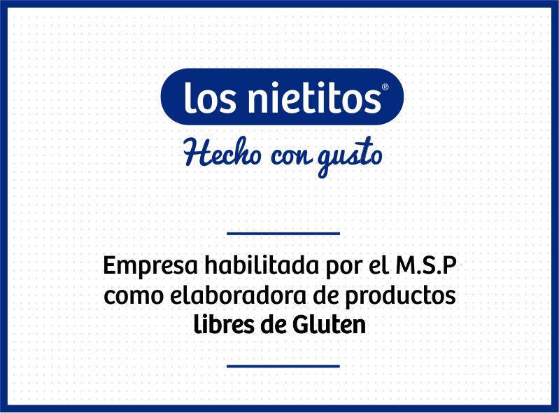 Los Nietitos Libre de Gluten