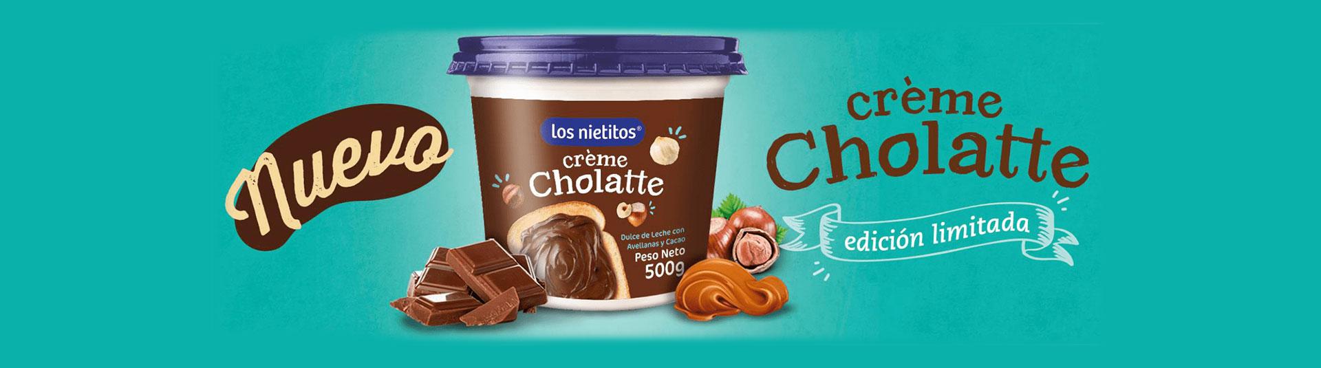 Nuevo Crème Cholatte