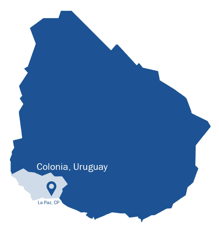 La Paz, Colonia - Uruguay